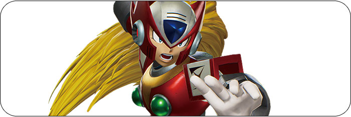 Zero Marvel vs. Capcom: Infinite artwork