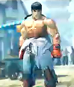 Ryu's alternative costume