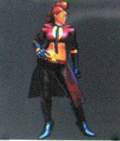 Crimson Viper's alternative costume
