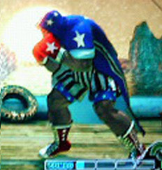 Balrog (Boxer) alternative costume