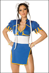 Ridiculous Street Fighter Halloween costumes