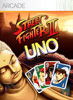 XBox Live! Street Fighter Uno Card Game