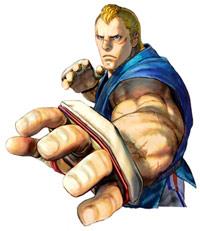 Abel Character Select Artwork Street Fighter 4