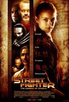 International Legend of Chun Li movie poster