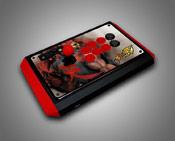 Custom Akuma Viper Tournament Edition FightStick mock up