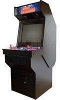 Custom Street Fighter arcade machines