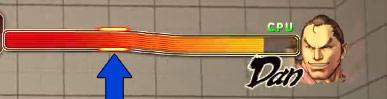 Street Fighter 4 link indicator