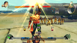 Street Fighter IV Championship Edition screen