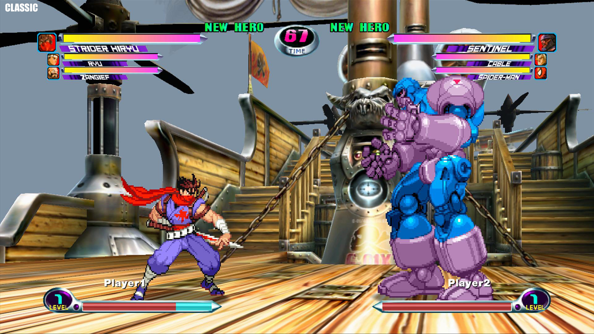 Image result for marvel vs capcom 2 1920x1080