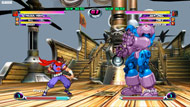 HD Sprites Marvel vs. Capcom 2 Classic Mode