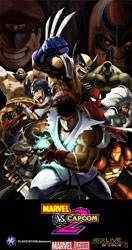 Marvel vs. Capcom 2 XBox Live and PlayStation Network Poster, Summer 2009