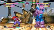 HD Sprites Marvel vs. Capcom 2 Smooth Mode