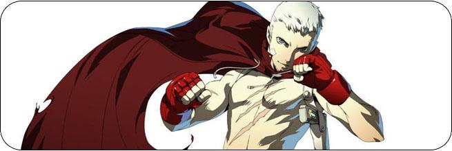 Akihiko Sanada Persona 4: Arena Moves, Combos, Strategy Guide