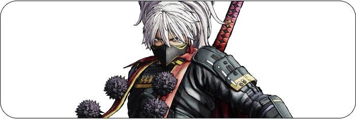 Yashamaru Samurai Shodown artwork