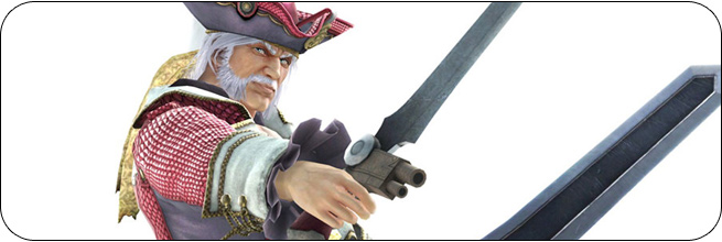 Cervantes Soul Calibur 5 Character Guide