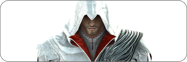 Ezio Auditore Soul Calibur 5 Character Guide