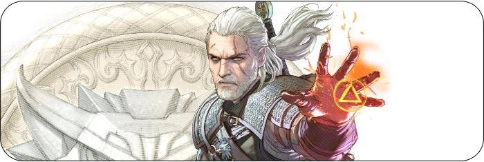 Geralt Soul Calibur 6 artwork
