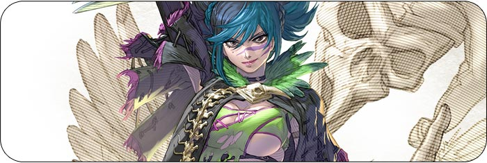 Tira Soul Calibur 6 artwork