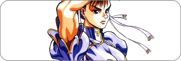 Chun-Li Street Fighter 2 Turbo artwork