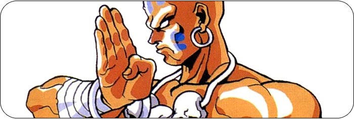 Dhalsim Street Fighter 2 Turbo Moves