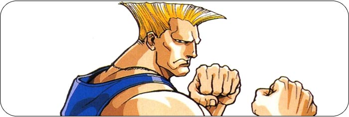 Guile Street Fighter 2 Turbo Moves