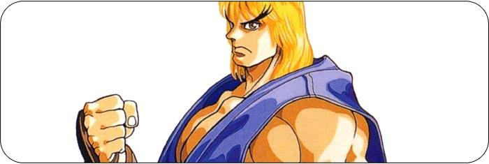 Ken Street Fighter 2 Turbo artwork