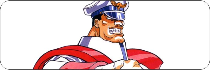 M  Bison Street Fighter 2 Turbo moves, tips and combos