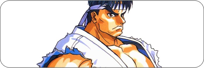 Ryu Street Fighter 2 Turbo artwork