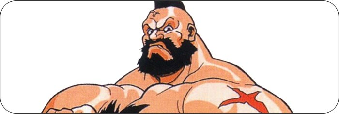 Zangief Street Fighter 2 Turbo artwork