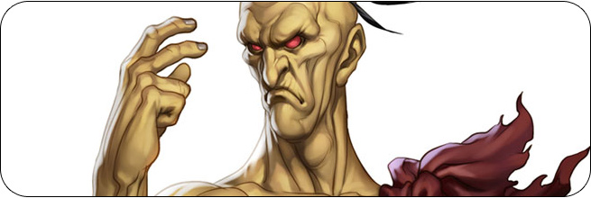 Oro: Street Fighter 3 Third Strike Character Guide