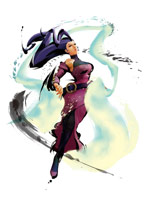 Rose Street Fighter 4 Artwork 2