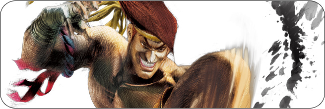 Adon Ultra Street Fighter 4 artwork