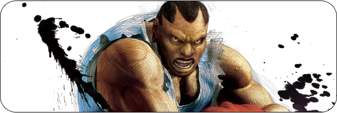 Balrog Ultra Street Fighter 4 artwork