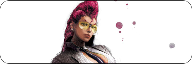 C. Viper Ultra Street Fighter 4 artwork