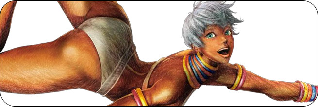 Elena Ultra Street Fighter 4 artwork