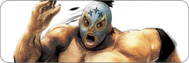 El Fuerte Ultra Street Fighter 4 artwork