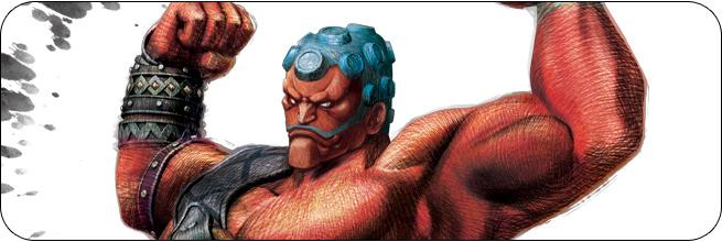 Hakan Ultra Street Fighter 4 artwork