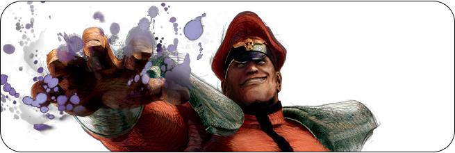 M. Bison Ultra Street Fighter 4 artwork