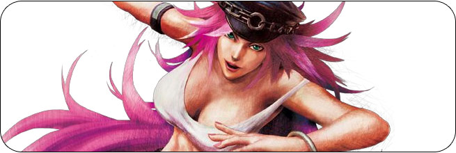 Poison Ultra Street Fighter 4 artwork