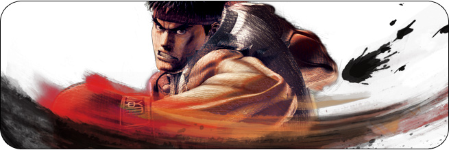 Ryu Ultra Street Fighter 4 artwork