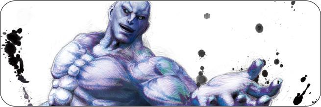 Seth Ultra Street Fighter 4 artwork