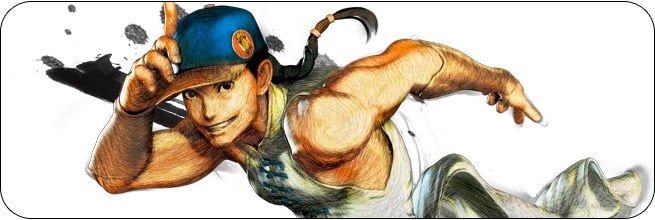 Yun Ultra Street Fighter 4 artwork