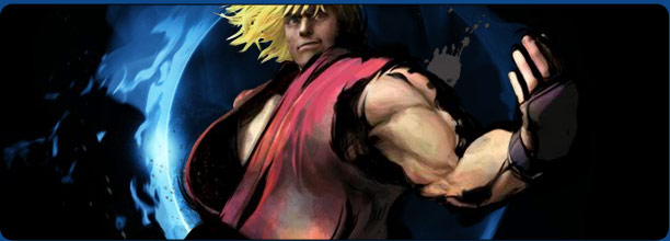 Ken's plotline and history for Street Fighter 4