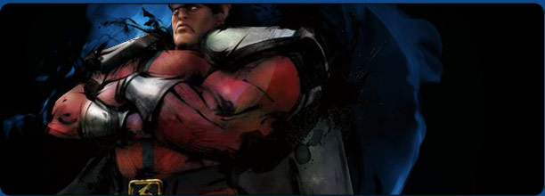 M. Bison's plotline and history for Street Fighter 4