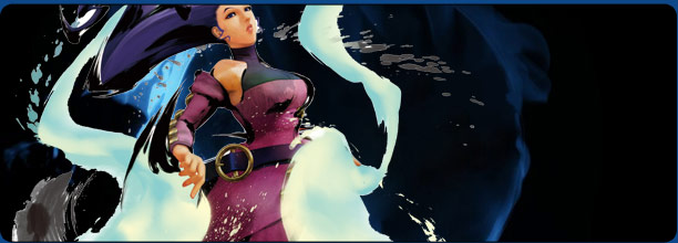 Rose's plotline and history for Street Fighter 4