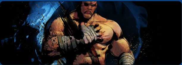 Sagat's plotline and history for Street Fighter 4