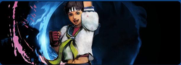 Sakura's plotline and history for Street Fighter 4