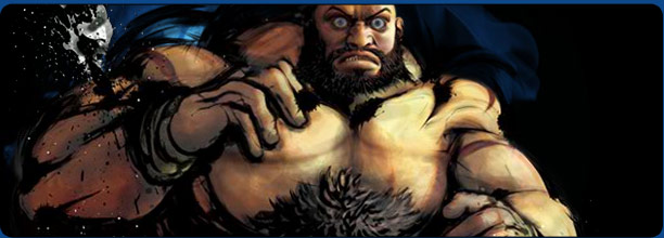 Zangief's plotline and history for Street Fighter 4