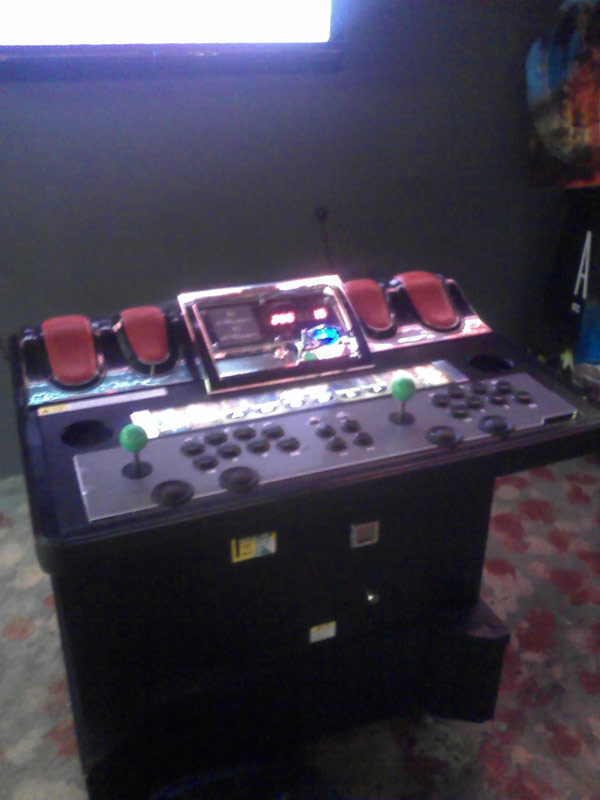 Missouri & Street Fighter 4 Arcade Machine Location Tracker