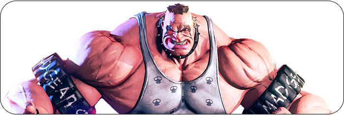 Abigail Street Fighter 5: Champion Edition artwork